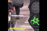 Amsterdam - A capital mundial das bicicletas