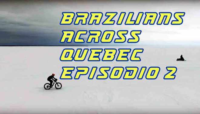 Brazilians across quebec - episódio 2