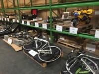 Leilão de bicicletas - Receita Federal